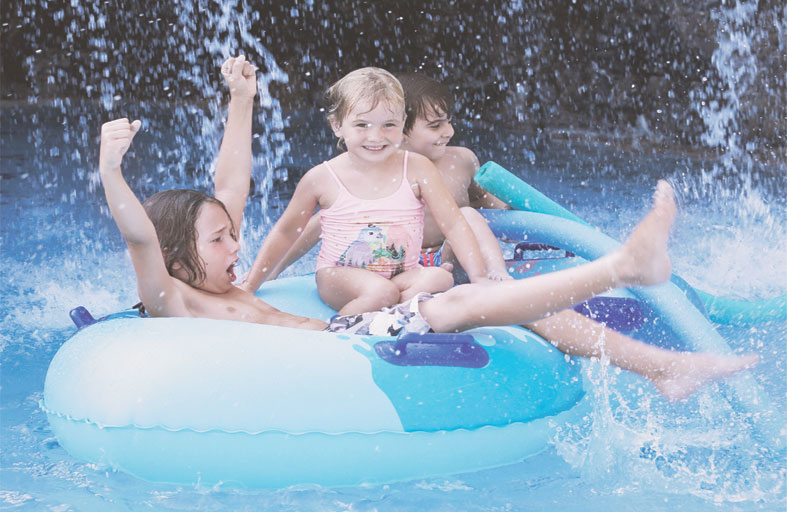 المُخيّم الصيفي للأطفال في قصر الإمارات : المتعة والتعلم