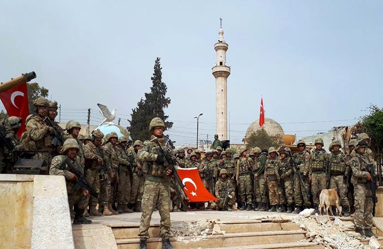 من مياه سوريا إلى نفط ليبيا... أطماع أردوغان لا تعرف حدوداً