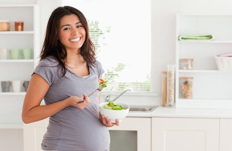 أفضل الطرق لتعديل خطتك الغذائية اثناء الحمل
