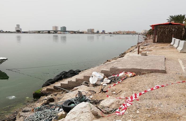 العثور على جثة آسيوي في بحر رأس الخيمة