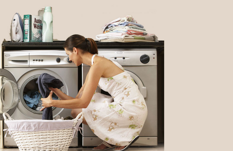 غسالة الملابس خطر يهدد صحتك وصحة أطفالك.. فما الحل؟