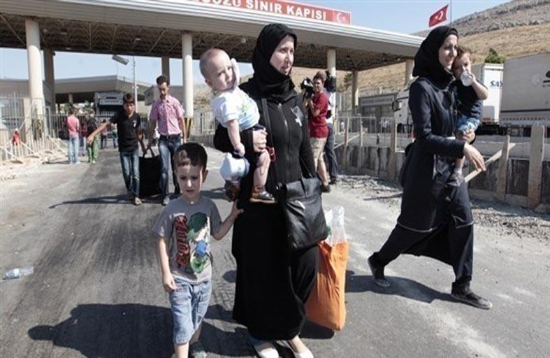بعدما شجعتهم على ترك وطنهم.. تركيا تطرد اللاجئين السورين