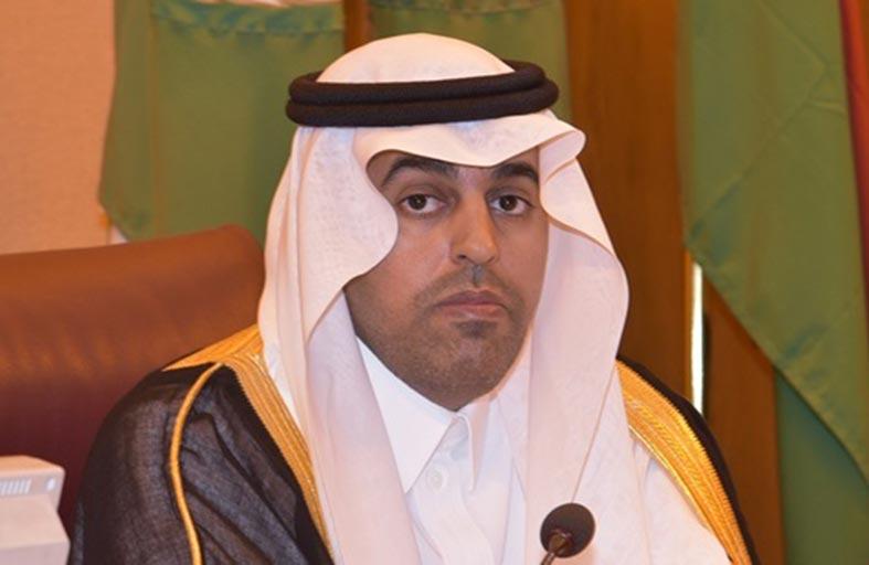 رئيس البرلمان العربي يدين استهداف الحوثييين مطار «أبها»