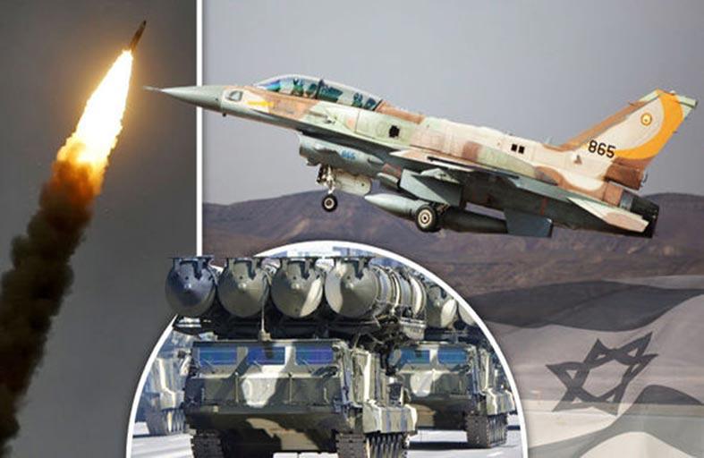 أبعاد استخدام إسرائيل لصاروخ باليستي جديد في سوريا