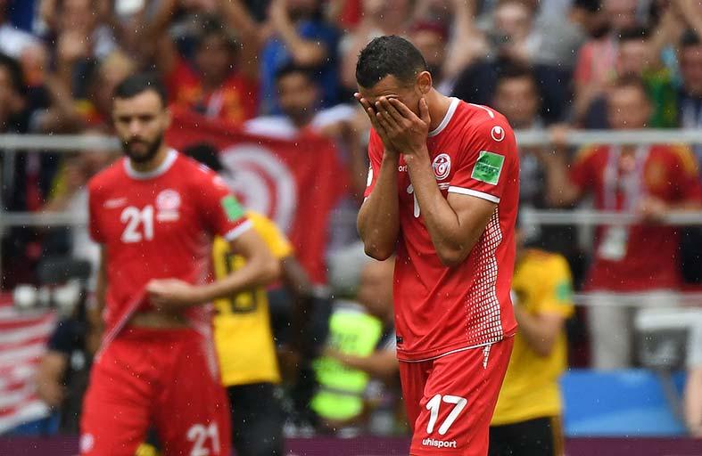 تونس على طريق أشقائها بالمونديال بخماسية بلجيكا