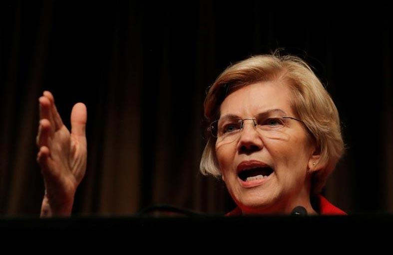 سناتور ديمقراطية تدعو الكونجرس إلى مساءلة ترامب