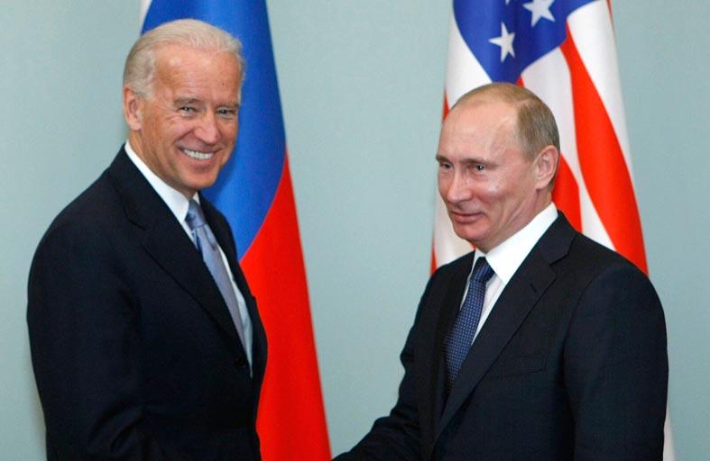 أمل فلاديمير بوتين، وقف التصعيد مع الأمريكيين...!