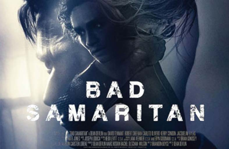 Bad Samaritan... فيلم رعب تقليدي يضم كثيراً من اللحظات المفاجئة المخيفة