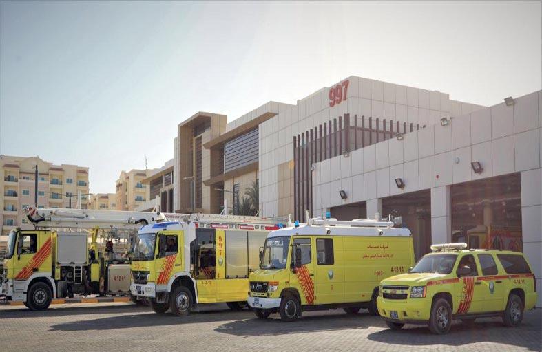 الدفاع المدني بعجمان يلتقي ممثلي القطاع الخاص لتعزيز التوعية باشتراطات السلامة