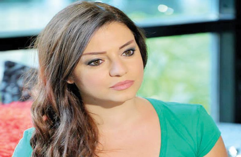 فيفيان أنطونيوس: لا شيء يمنع من  أن تكون الممثلة صغيرة وجميلة