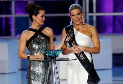 هيجين ملكة جمال أمريكا