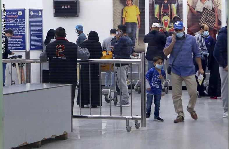 أول حالة إصابة بفيروس كورونا الجديد في البحرين والعراق وثلاث إصابات في الكويت