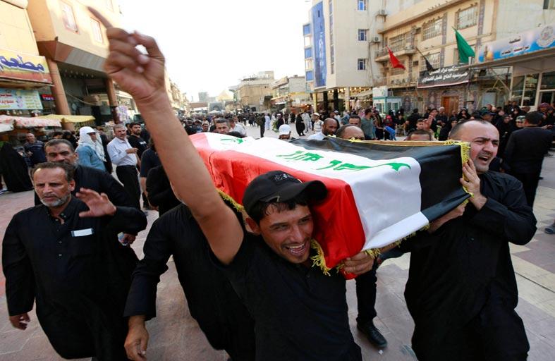 هدوء حذر في بغداد عقب الاحتجاجات الدامية