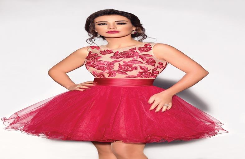 ماغي بوغصن إحدى بطلات فيلم سينمائي عربي ضخم