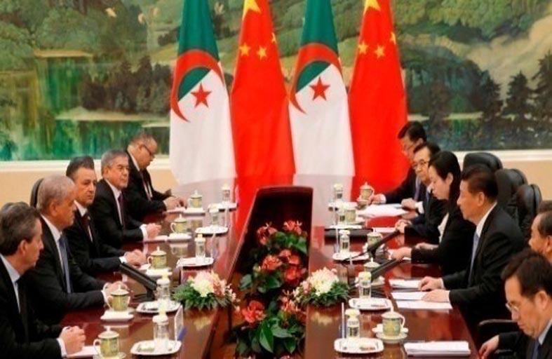 الصين تساعد الجزائر في مواجهة كورونا