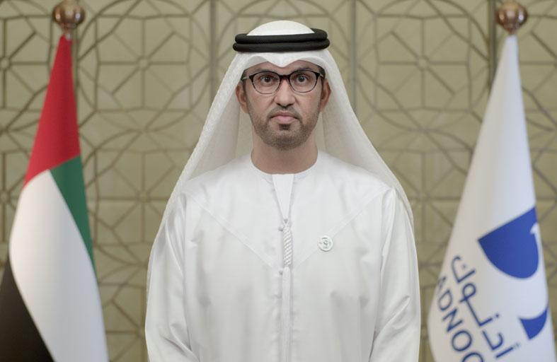 سلطان الجابر: الغاز الطبيعي سيقوم بدور محوري في تمكين النمو الاقتصادي بالإمارات للخمسين عاما القادمة
