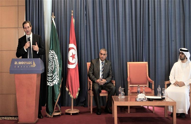 الأمانة العامة لجائزة التميز الحكومي العربي تنظم جولات تعريفية بمحاور ومعايير الجائزة