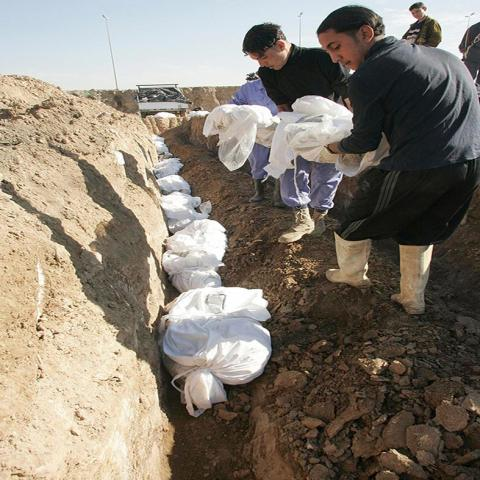 116 ألف قتيل مدني عراقي بين 2003 و2011