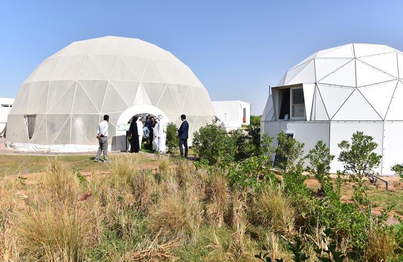 مجمع الشارقة للابتكار يسخر التكنولوجيا لتعزيز الزراعة المستدامة
