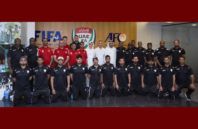 انطلاق محاور الدورة التدريبية لنيل الرخصة الآسيوية «AFC B Diploma»