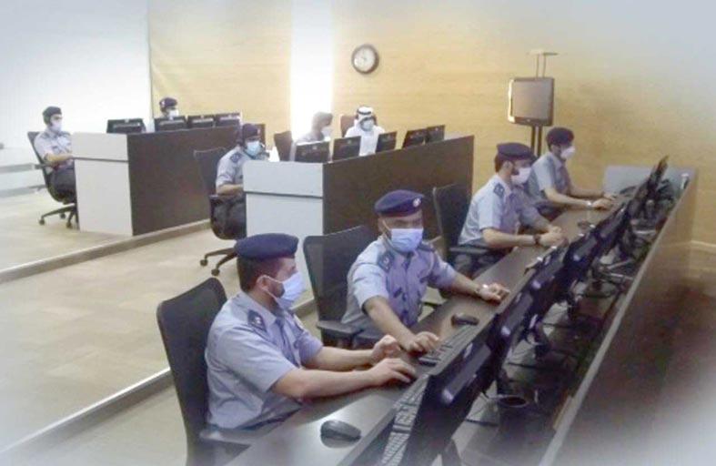 شرطة أبوظبي تطلق مركزا للتواصل مع البنوك وتلقي بلاغات الاحتيال المالي