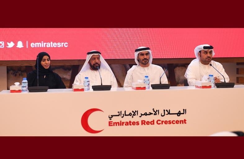الهلال الأحمر تطلق الدورة السادسة لجائزة عـون للخدمة المجتمعية