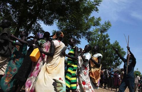 واشنطن تحذر من تمزيق جنوب السودان