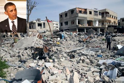 واشنطن ترحب بالائتلاف السوري في مؤتمر روما .. انتقاد لسلبية أوباما تجاه حرب سوريا