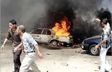 12 قتيلا في أفغانستان وانفجار قرب البرلمان