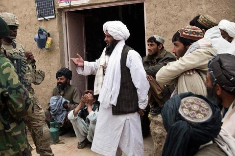 تزايد فرار الأفغان من بلادهم