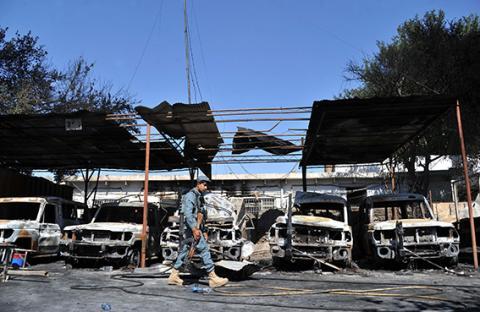 المنظمات الدولية في مرمى الهجمات بأفغانستان