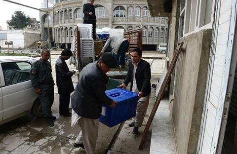 تشديد إجراءات الأمن في كابول عشية الانتخابات