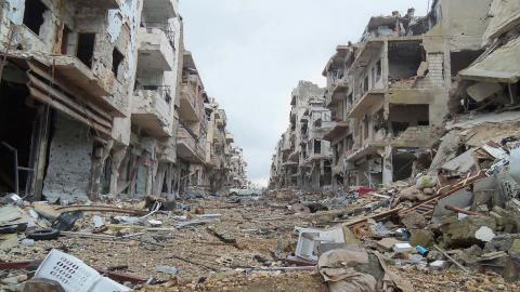 هجوم للثوار بإدلب وإسقاط طائرة في حماة