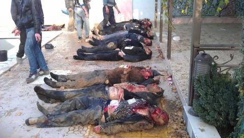 عدد قتلى الثورة السورية يتخطى الـ45 ألفاً