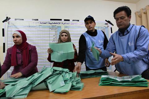الاتحاد الأوروبي يشيد بانتخابات الأردن