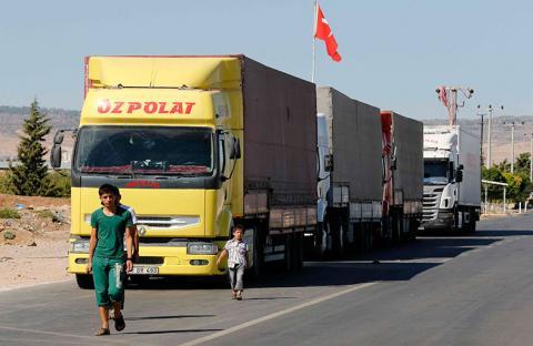 تركيا تشدد الإجراءات الأمنية على حدودها مع سوريا