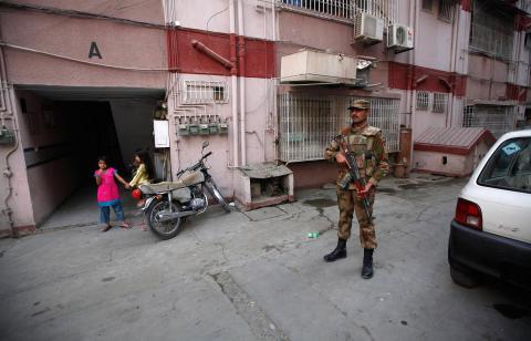 مقتل 20 مسلحاً باشتباكات شمال باكستان