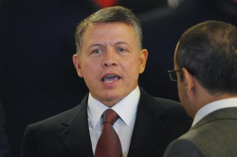 العاهل الأردني يطلق حواراً وطنياً