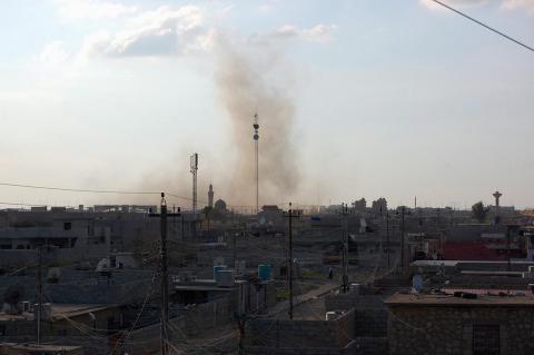 عشائر عراقية تطالب بإعادة فتح معسكر أشرف