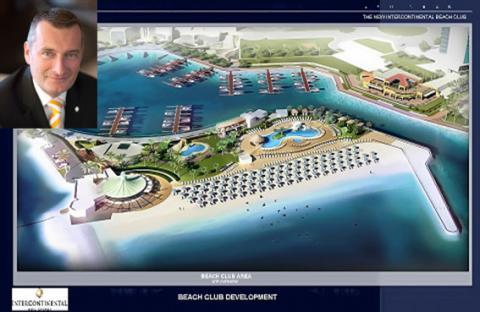 مديرعام انتركونتيننتال ابوظبي: التوسعات الجديدة سوف تجعل الفندق وجهة مميزة للسياحة