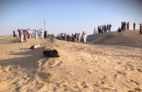 إصابة ضابط وجندي بهجوم في سيناء