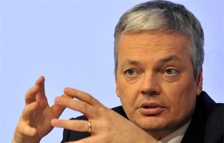 بلجيكا تدعم حلاً في سوريا بدون الأسد
