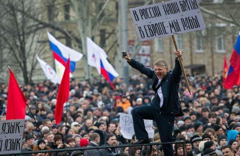 أوكرانيا تستدعي الاحتياط والناتو يتهم روسيا بتهديد استقرار أوروبا