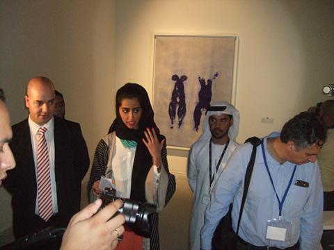 «نشأة متحف» يعرض مجموعة من المقتنيات الدائمة لمتحف «اللوفر أبوظبي»