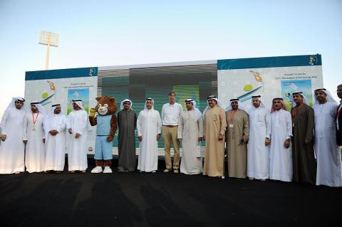 تحت رعاية حمدان بن محمد .. ختام حافل لنهائيات بطولة بنك دبي التجاري لألعاب القوى للناشئين
