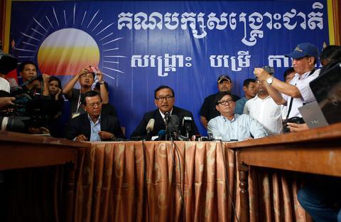 المعارضة الكمبودية ترفض نتائج الانتخابات
