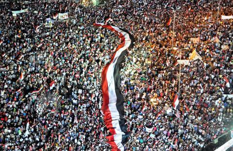مصادر عسكرية: 30 مليوناً تظاهروا في الميادين المصرية