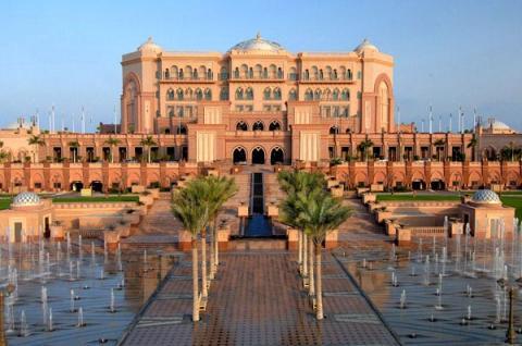 قصر الإمارات يشارك في مهرجان فنون الطهي أبوظبي 2013