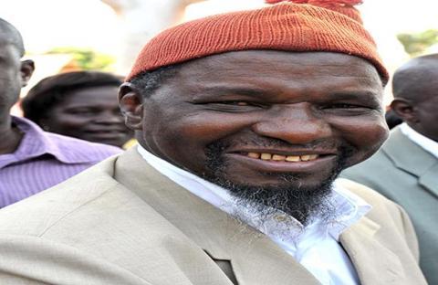 وفاة رئيس غينيا بيساو السابق كومبا يالا