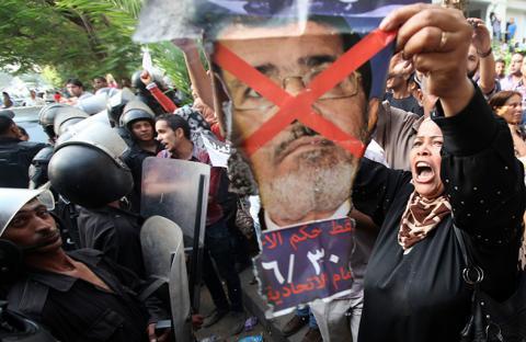 (تمرُّد) رقم صعب على الساحة السياسية المصرية